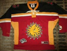 Arizona Sundogs CHL Hockey Minor League Jersey Team Signed Limited Edition