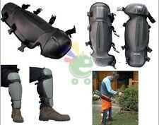Imperdibile gambali per rasaerba rasa erbe protezione sicurezza per gambe nuovo