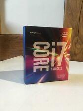 Intel Core I7 (unlocked) 6700k Processor 4 GHz 8m Cache LGA1151