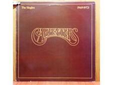 CARPENTERS - THE SINGLES  - LP/VINILO - ESPAÑA -  1977 - (EX/NM - EX/NM)