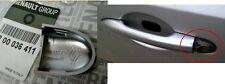 RENAULT Scenic Laguna Megane II ESPACE maniglia porta anteriore Trim Tappo Di Copertura Originale