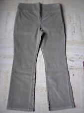 Pantalon grossesse Colline Vert Baudet en velours cotelé fin taille 40
