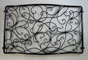 Powder coated Juliet Balcony, Balustrades, Railings, italian abstract style. Nr5