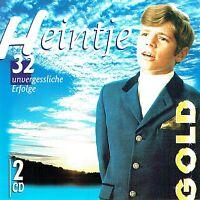 (2CD's) Heintje - Gold - 32 Unvergessliche Erfolge - Ich bau Dir ein Schloss