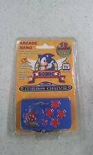 arcade nano 10 games including sonic sega mega drive