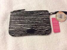 THE SAK Pacifica Black/white/ Women's Power Bank Wristlet Wallet