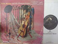 LPM 1610 Carlos Montana - And His Flamenco Guitar
