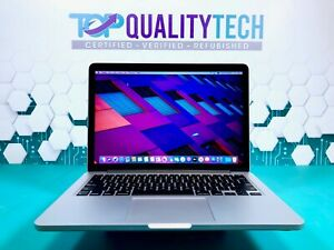 "Apple MacBook Pro 13"" Retina Laptop   512GB SSD   MacOS   3 YEAR WARRANTY!"
