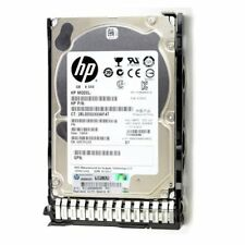 "DISCO DURO SAS HP 2.5"" - 300Gb 12Gb/s - HOT SWAP NUEVO"