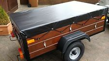110cm x 90cm x 10cm Heavy Duty Trailer Cover / Made to Measure Trailer Covers