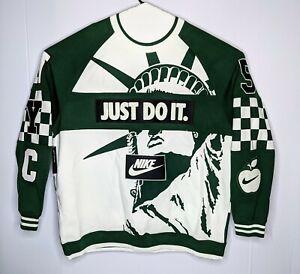 Nike Sportswear NSW New York City NYC Sweatshirt [AR1983-133] Men's Size XXL