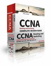 CCNA Routing and Switching Complete Certification Kit by Todd Lammle (2017,...