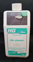 HG (Quick) Porcelain Floor Tile Cleaner 1 litre HG Product Number 16