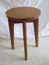 Tabouret bois quadripode Perriand Jeanneret Prouvé