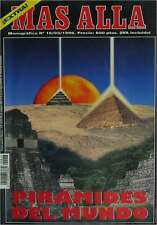 PIRÁMIDES DEL MUNDO - MONOGRÁFICO DE LA REVISTA MAS ALLA - Nº 16 - MARZO 1996