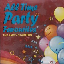ALL TIME PARTY FAVOURITES: THE PARTY STARTERS (CD)