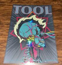 Tool Poster Washington DC Tour Fear Inoculum 11/25/19 /650 George Milonas
