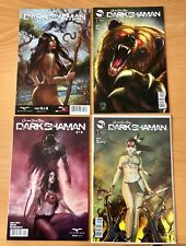 Grimm Fairy Tales presents Dark Shaman (set of 4!!!)