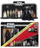 KENNER GRAND COFFRET Star Wars The Black Series 40th Anniversary Legacy
