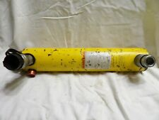 "Enerpac Rr1010 10 Ton Hydraulic Double Acting Cylinder 10"" Stroke"