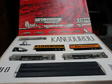 Wagon Kangourou HO Jouef Ref M 664 neuf dans boite d'origine