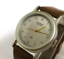 Reloj cadete ORIENT QUARTZ Original nuevo VINTAGE 90's E450S5