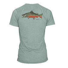 RepYourWater T-Shirt Artist's Reserve Brook Trout Tee