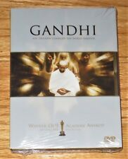 Gandhi (DVD, 2001, Special Edition) His Triumph Changed The World Forever NEW