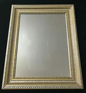 Wall mirror Gold and Silver colors by Housewares ITEM # 26134