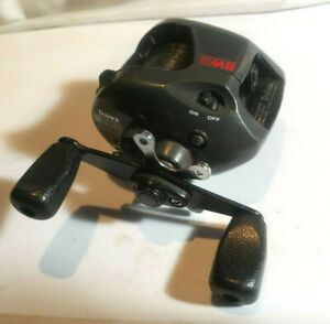 Daiwa BW-2 Bait cast Reel Hi-Speed 5.2:1 w/ flipping button nice! From Japan