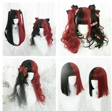 Cosplay Wig Lolita Long Short Curly Wavy Ombre Bangs Cute Heat Resistant Hair