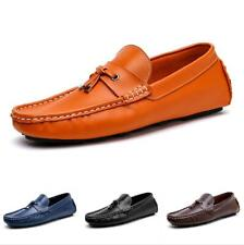 Summer Men's Casual Slip On Loafers Outdoor Driving Gommino Moccasins Shoes New