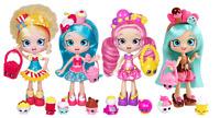 Shoppies Doll + Shopkins Accessories + VIP Card HOT Toy Christmas 2017 Free Ship