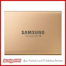 Samsung T5 Portable SSD 500GB Rose Gold
