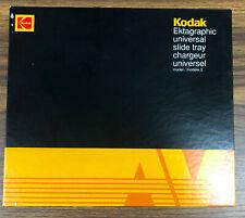 Kodak Ektagraphic Universal Slide Tray Model 2