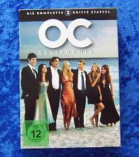 OC California die komplette Season 3, DVD Box dritte Staffel