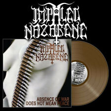 IMPALED NAZARENE - Absence of war does not mean peace LP #13398