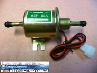 Universal Benzinpumpe Kraftstoffpumpe Benzin Diesel 12Volt Neuware