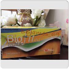 1 Box Biofitea Herbal Dietary Fit Weight Loss Diet Slimming Tea Lose Weight Slim