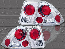 Fit For 2001 2002 2003 2004 Honda Civic Tail Lights 4 Doors 4d Fits 2004 Honda Civic