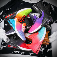 Womens Mens Air 270 Casual Sport Sneakers Running Jogging Shoes Fashion Athletic