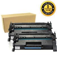 2PK 26A CF226A Black Toner Cartridge for HP LaserJet Pro MFP M426fdw M402dn Ink