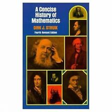 A Concise History of Mathematics-ExLibrary