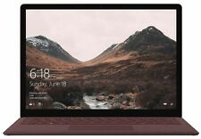 "New Microsoft Surface Laptop 13.5"" Touch i5-7200U 8GB 256GB SSD Burgundy"