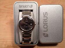 New - Reloj Watch Montre LORUS Ref.RVK45AX-9  - Quartz - Steel Acero - Nuevo
