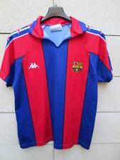 VINTAGE Maillot BARCELONE BARCELONA camiseta KAPPA shirt ancien XS