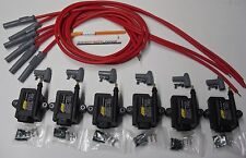 Smart coil high output & spark plug wire 4 Mazda 20B rotary, NO IGNITER REQUIRED