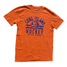 New York Islanders T-Shirt Men's Fanatics NHL Graphic T-Shirt - Orange - New