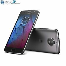 "Motorola Moto G5s (xt1797) 5.2"" 4gb / 32gb LTE Dual SIM Unlocked Lunar Gray"