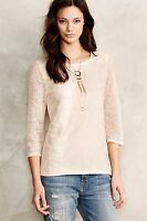 NEW Anthropologie Ardith Lace Top / Blouse by Sunday in Brooklyn Sz XS, S, M, L